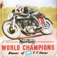 Vintage Norton ads.