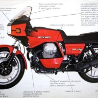 Moto Guzzi 850 Le Mans II.