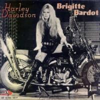 "Brigitte Bardot, Harley Davidson (The Saturday ""Classic Marquis Repost"")"