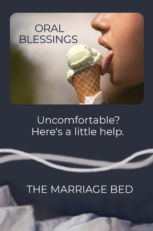 Oral Blessings