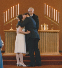 paul and lori married © Paul H. Byerly