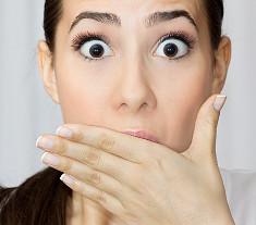 shocked woman © Brankatekic | Dreamstime.com