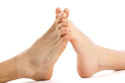 feet after sex