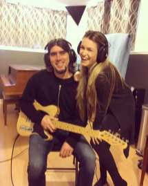The Marrieds final day recording Heavy Hearts