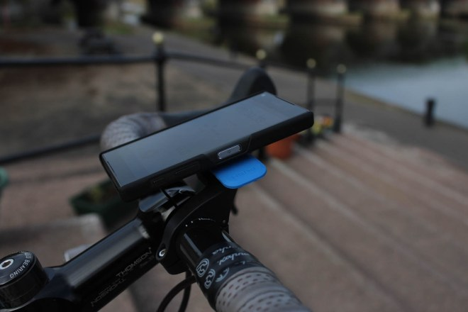 Review Quadlock Out Front Mount The Martin Cox