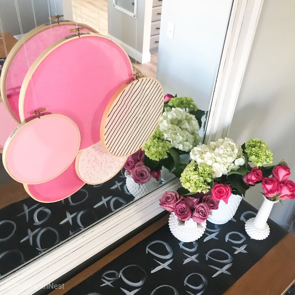 Kid-Friendly Valentine's Day Tablescape