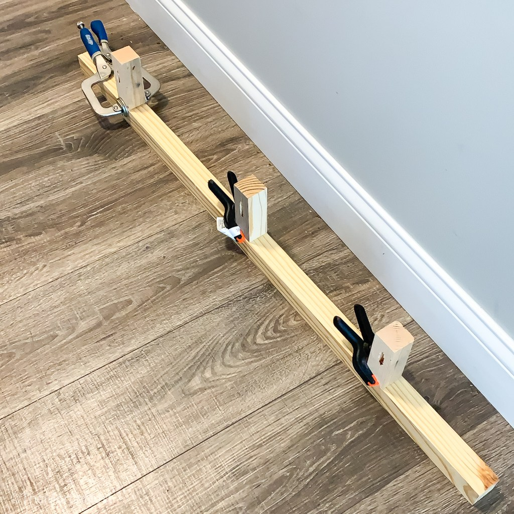 Creating DIY Floating Shelf Cleats