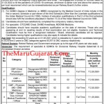 (New) Western Railway Ahmedabad Division Recruitment For 32 Contract Medical Practitioner Posts 2021