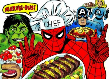 Cooking Marvel