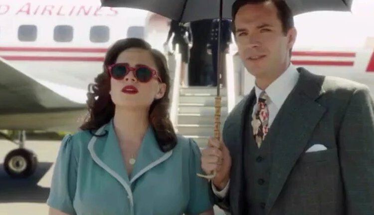 Agent Carter returns January 19th on ABC at 8/7c!
