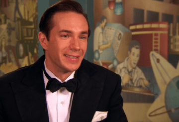 James D'Arcy Interview