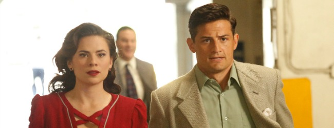 Peggy Carter and Daniel Sousa Better Angels