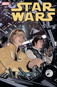 Star Wars 17 - Cover