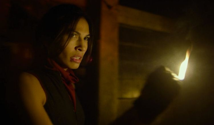 Elektra Daredevil Season 2 Episode 12 The Dark At the End of the Tunnel