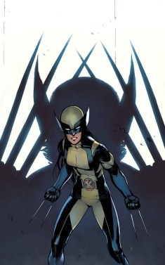 All New Wolverine #8 Cover