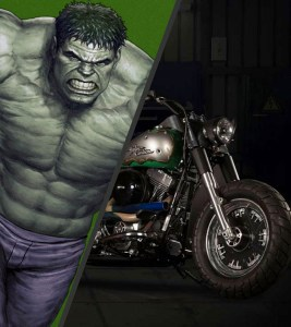The Hulk Fat Boy® Lo Strength