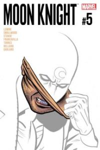 """REVIEW: Moon Knight #5 - """"Welcome To New Egypt: Part 5 of 5"""""""