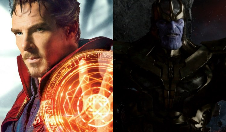 Kevin Feige on Doctor Strange and Infinity War