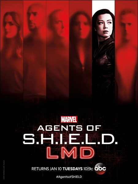 Marvels Agents of SHIELD LMD