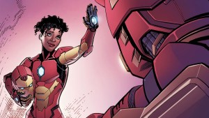 Riri Williams, Ironheart.