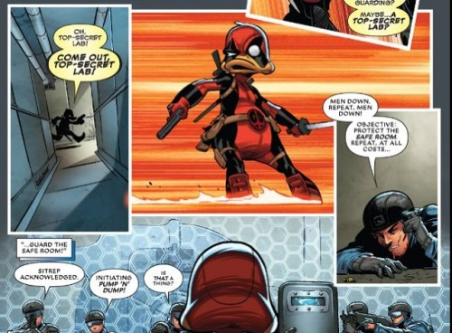 Deadpool the Duck #3