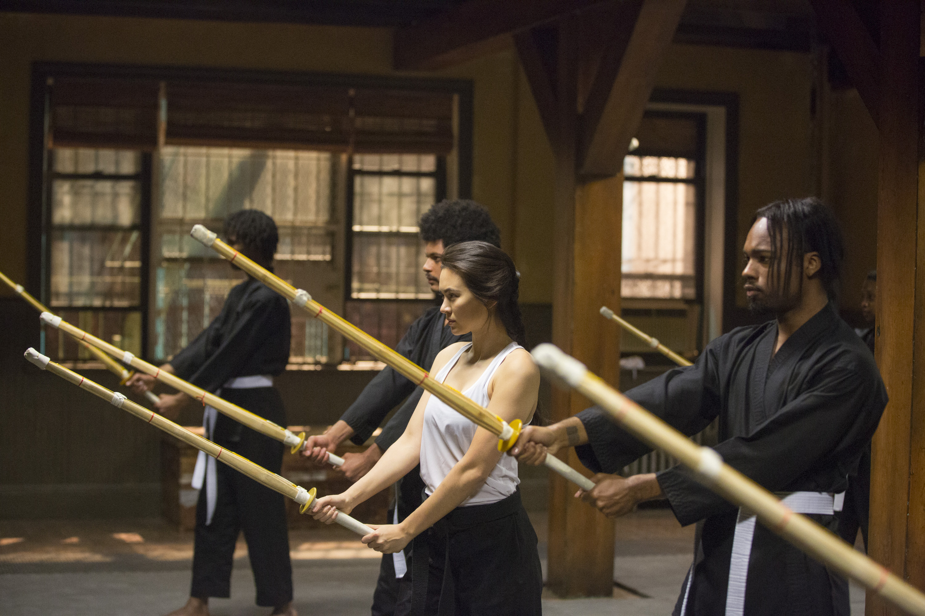 Image result for iron fist netflix stills