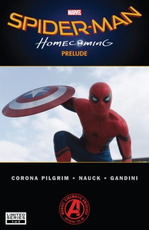 """Review: Spider-Man: Homecoming Prelude #1 – """"Don't Tell Aunt May"""""""