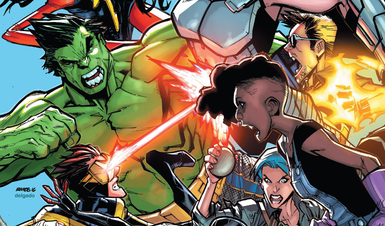 Champions #7 Review Cover Feature