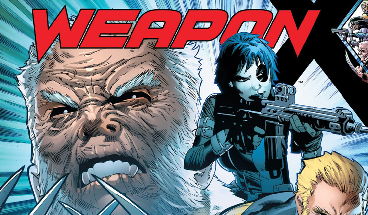 Weapon X #1 Review Cover Feature