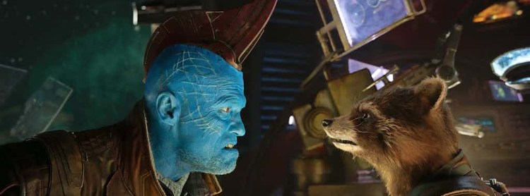 Guardians of the Galaxy Vol. 2 Review Yondu and Rocket