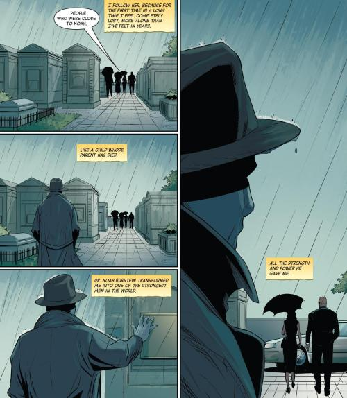 Luke Cage #1 I'll Be Watching You