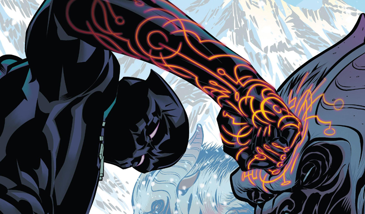 Black Panther #15 Review Cover Feature