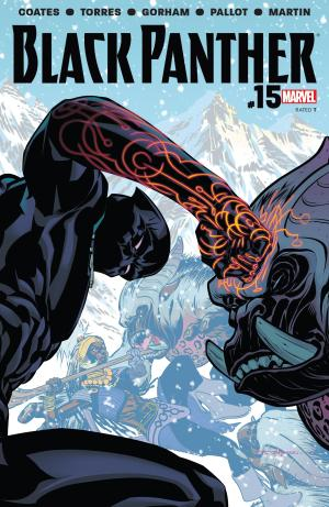 Black Panther #15 Review Cover