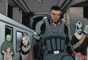 Captain America Sam Wilson #22 Review Cover Feature