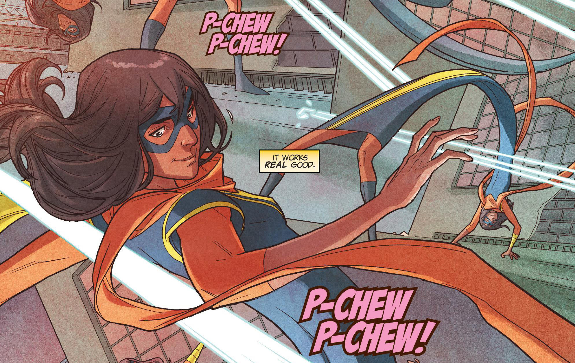 "REVIEW: Ms. Marvel #19- ""Mecca"" - The Marvel Report"