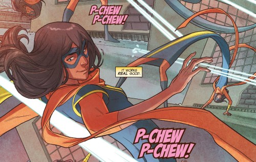 Ms. Marvel #19 Review Ms. Marvel Bend