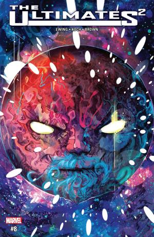 Ultimates 2 #8 Review Cover