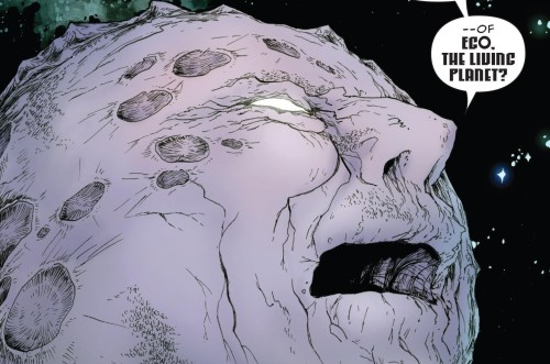 Ultimates 2 #8 Review Ego