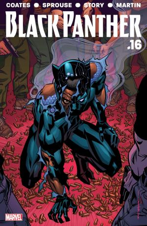 Black Panther #16 Review Cover