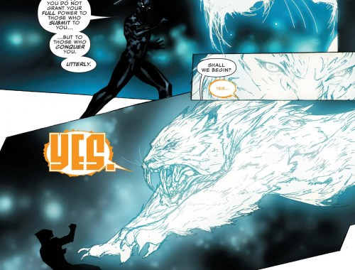 Ultimates 2 #9 Review Black Panther White Tiger