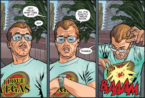 Ben Reilly: The Scarlet Spider #6 Drive-By