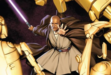 Mace Windu Jedi of the Republic #1 Review Feature Cover