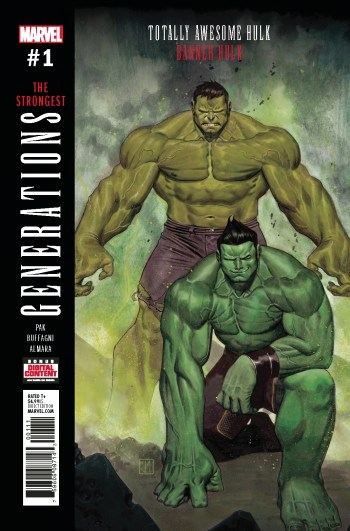 Generations: Totally Awesome Hulk/Banner Hulk