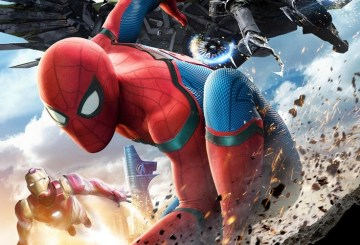 Spider-Man Homecoming Header