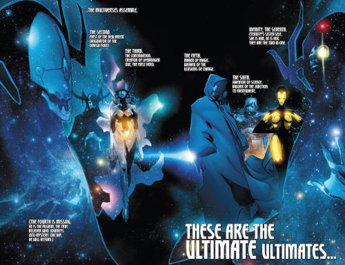 Ultimates 2 #100 Review Universes