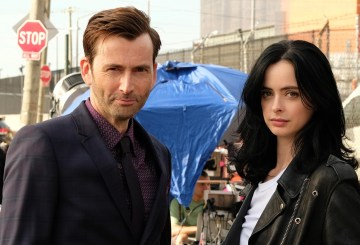 David Tennant Jessica Jones Season 2