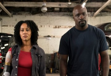 Misty Knight Luke Cage S2