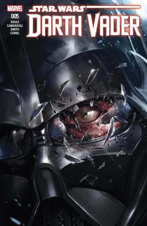 Darth Vader #5 Review Cover