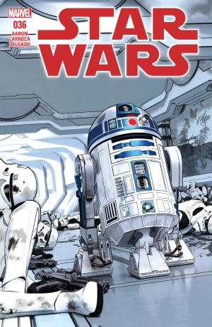 Star Wars #36 Review Cover
