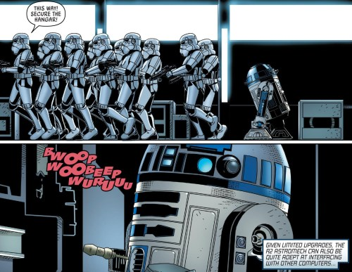 Star Wars #36 Review R2D2 Limited Upgrades